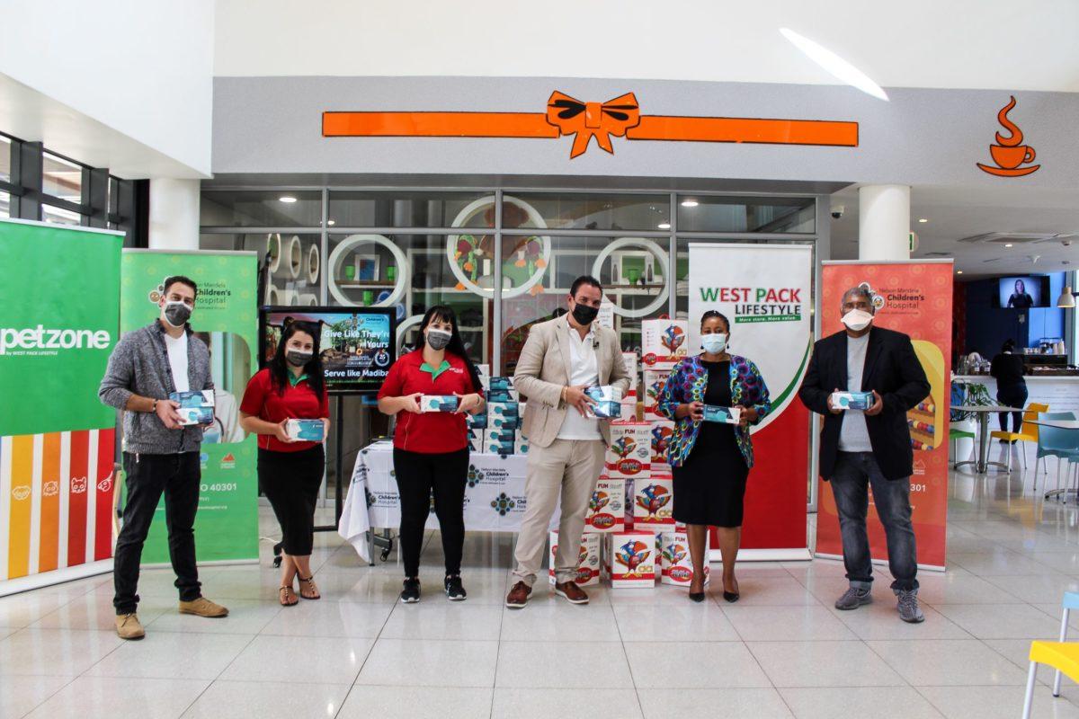 Nelson Mandela Children's Hospital Donation